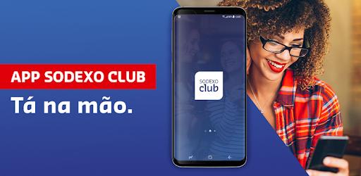 Aplicativo Sodexo Club