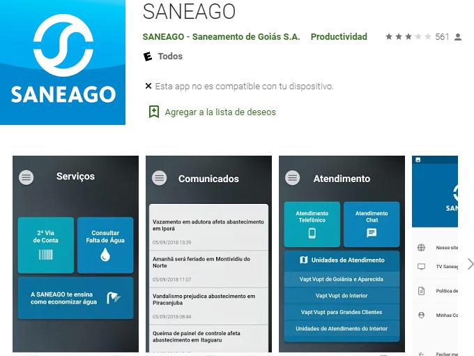 APP Saneago
