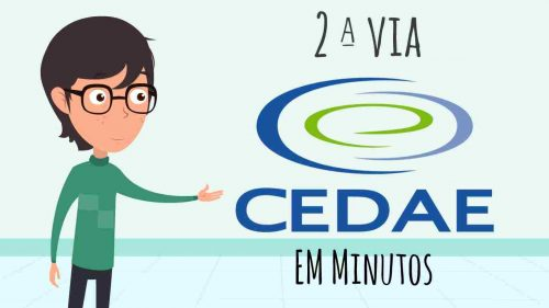 Cedae 2ª Via